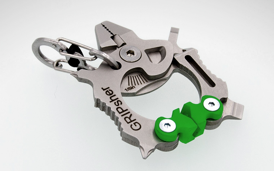 GRIPsher Compact Multitool