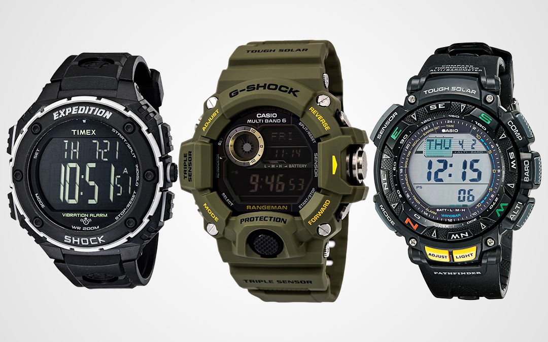 The Best Tough Digital Watches for Everyday Carry ...