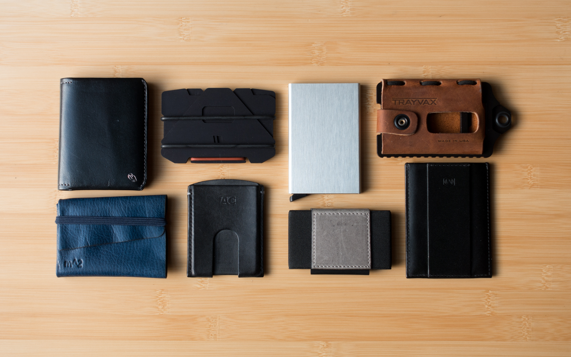 What S The Best Material For An Edc Wallet Everyday Carry