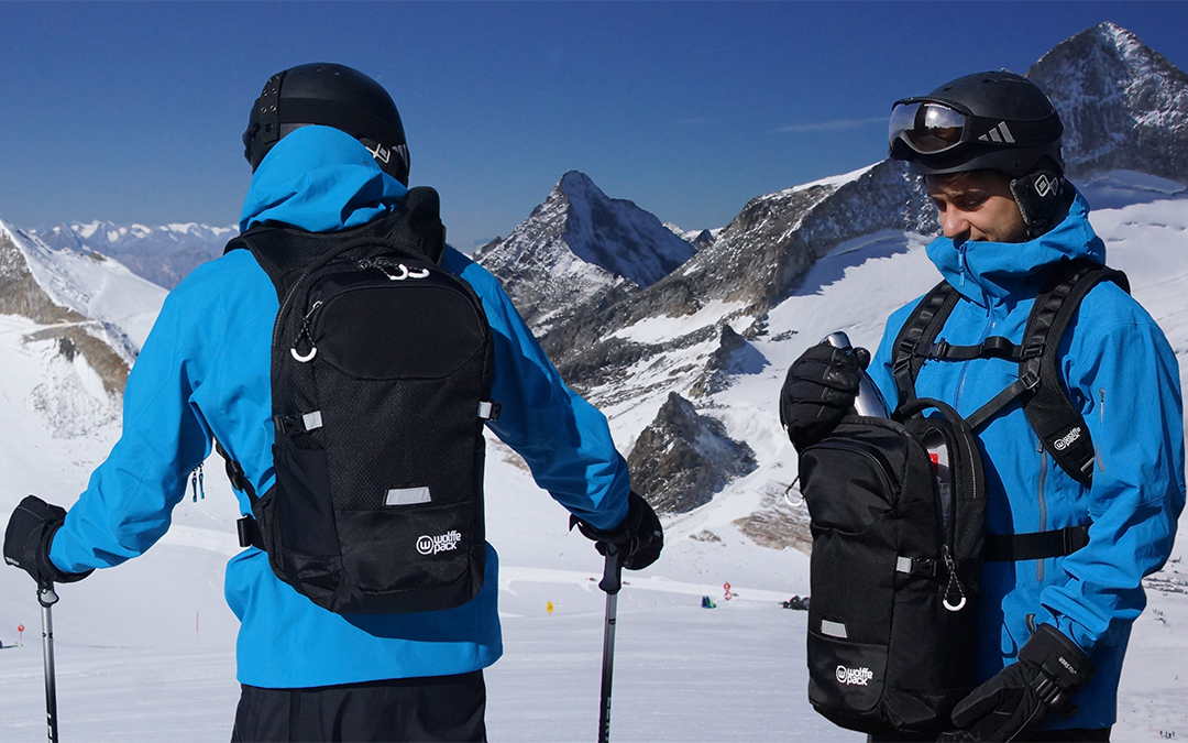 Wolffepack Summit Quick Access Backpack