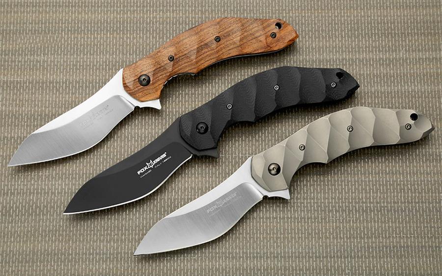 FOX Knives Ansø Flipper
