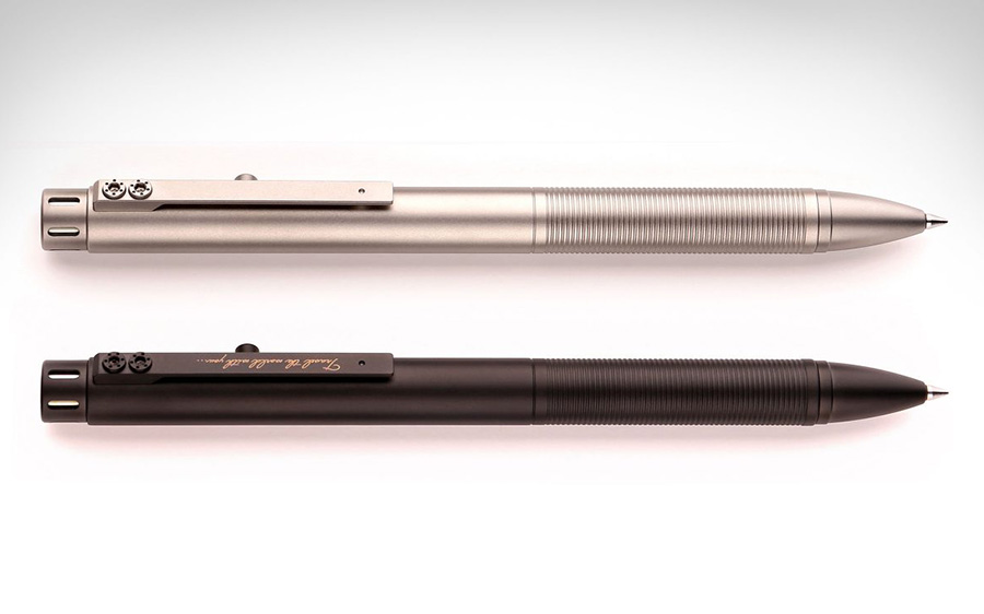 Imperator TTi 108 Titanium Bolt Action Pen