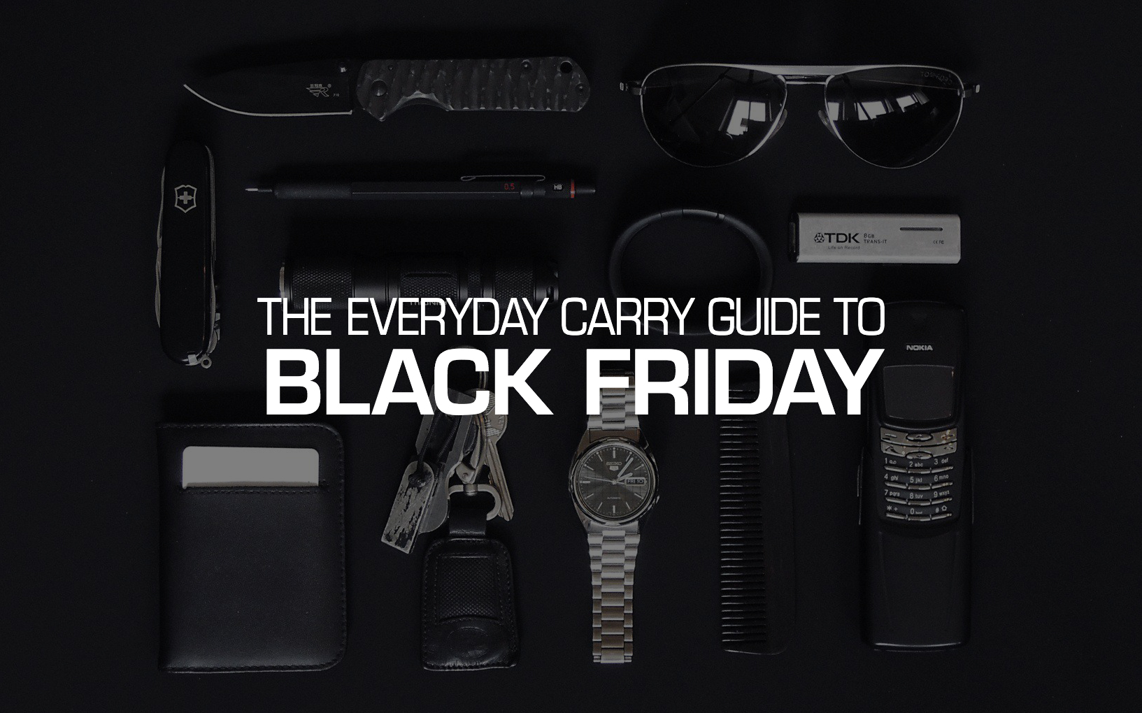 The Best Black Friday Deals 2016 | Everyday Carry