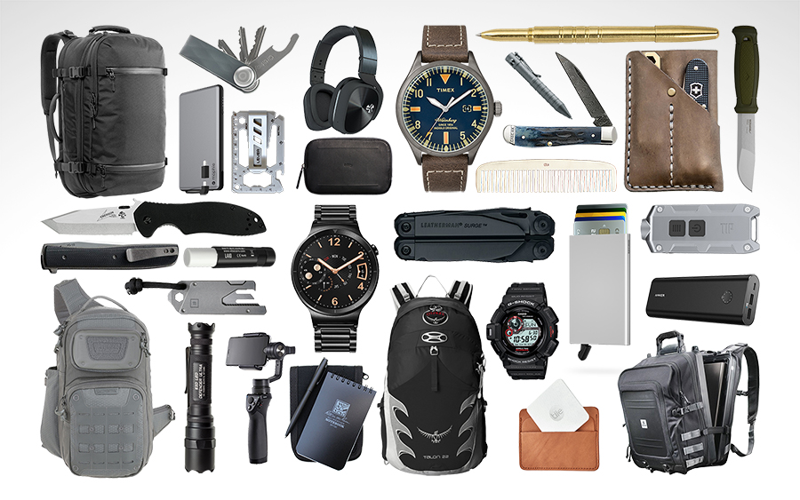 The Everyday Carry Holiday Gift Guide 2016