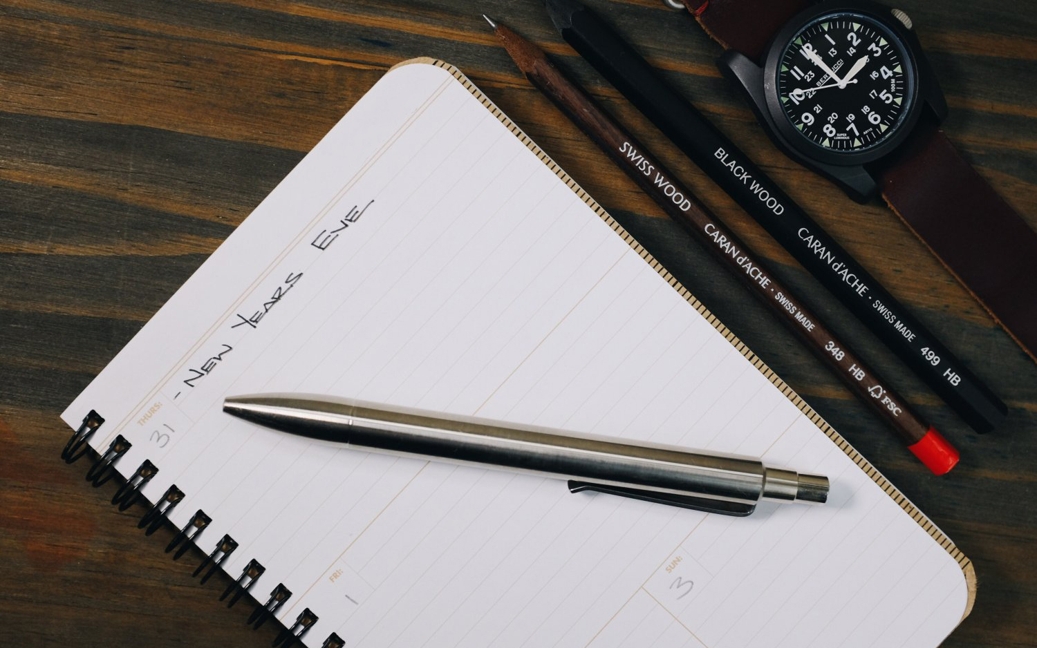 The Best 2017 Planners for Everyday Carry