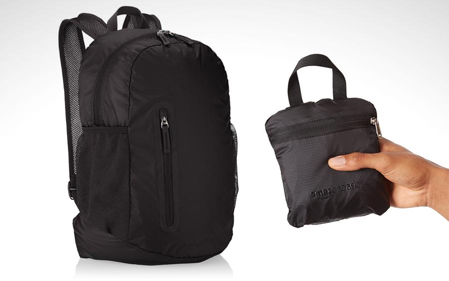 AmazonBasics Ultralight Packable Daypack
