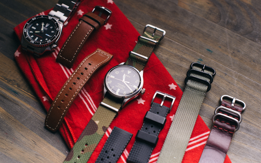 What's the Best Watch Strap for EDC?