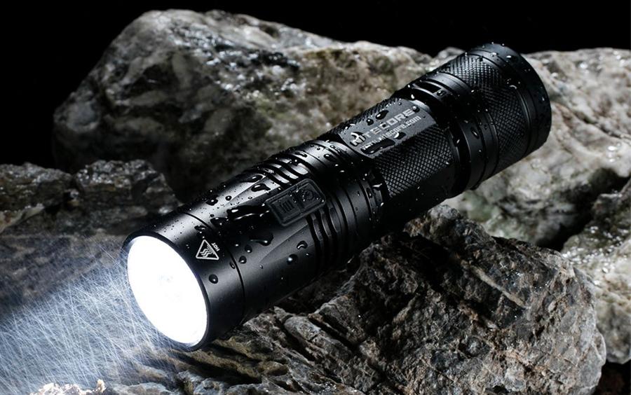 Nitecore R40 Inductive Charging Searchlight