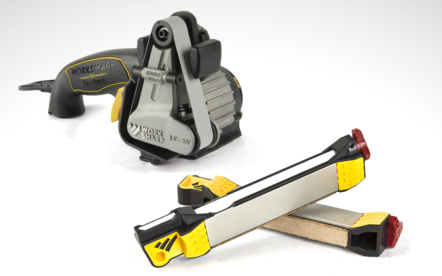 Giveaway: Work Sharp Sharpeners