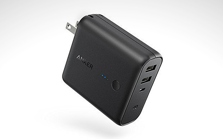 Anker PowerCore Fusion 5000 Hybrid Charger