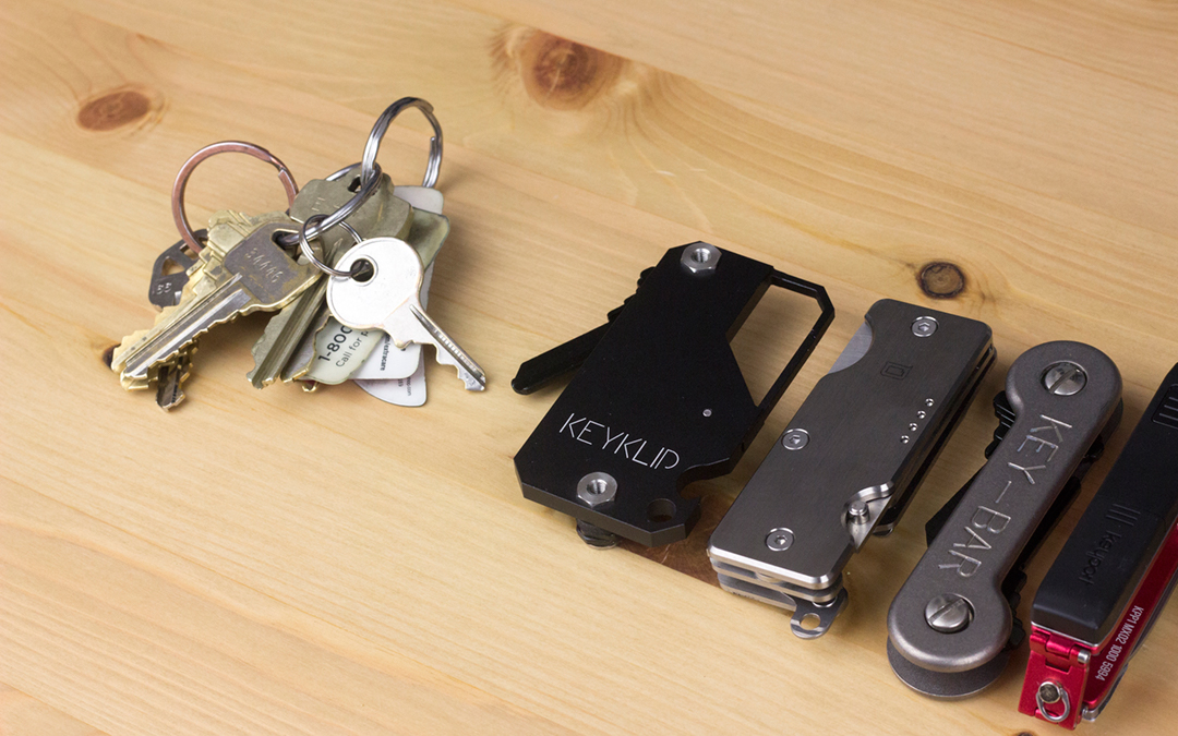 4a6acd604b The Best Key Organizers | Everyday Carry