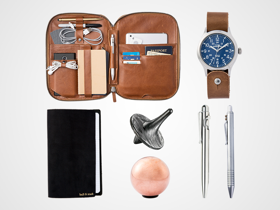 Office Essentials for Your Pockets and Desk