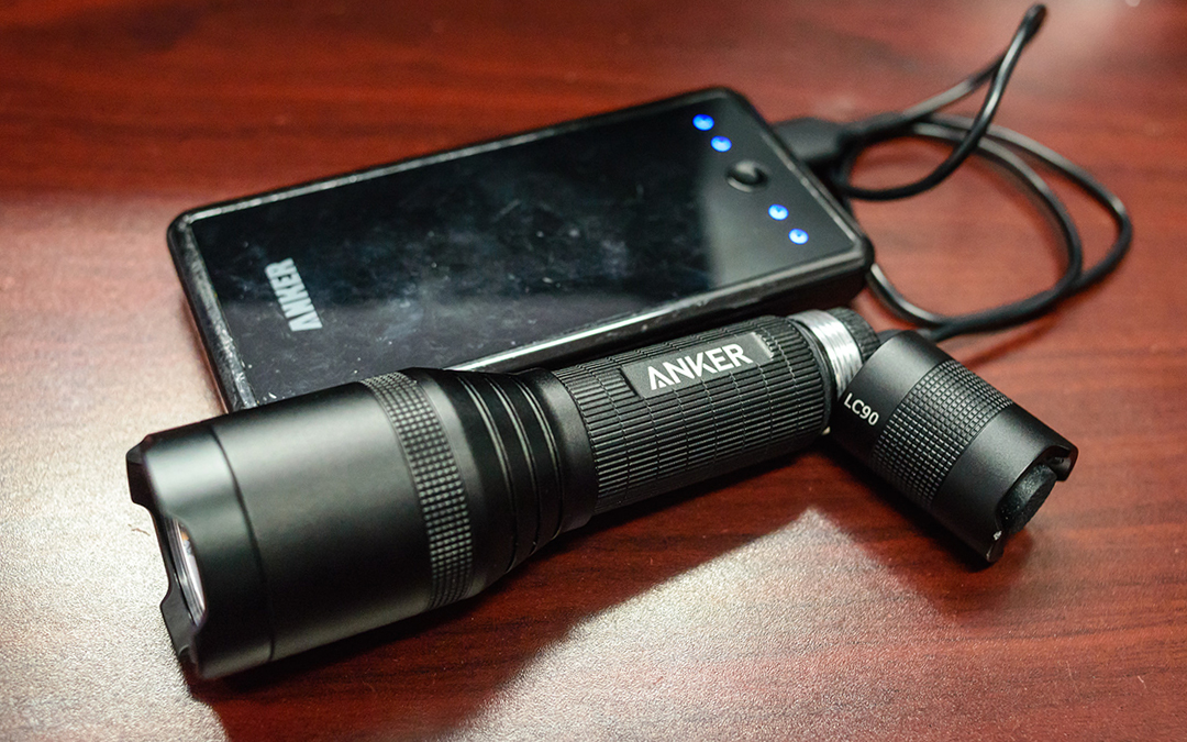 The 12 Best USB Rechargeable Flashlights
