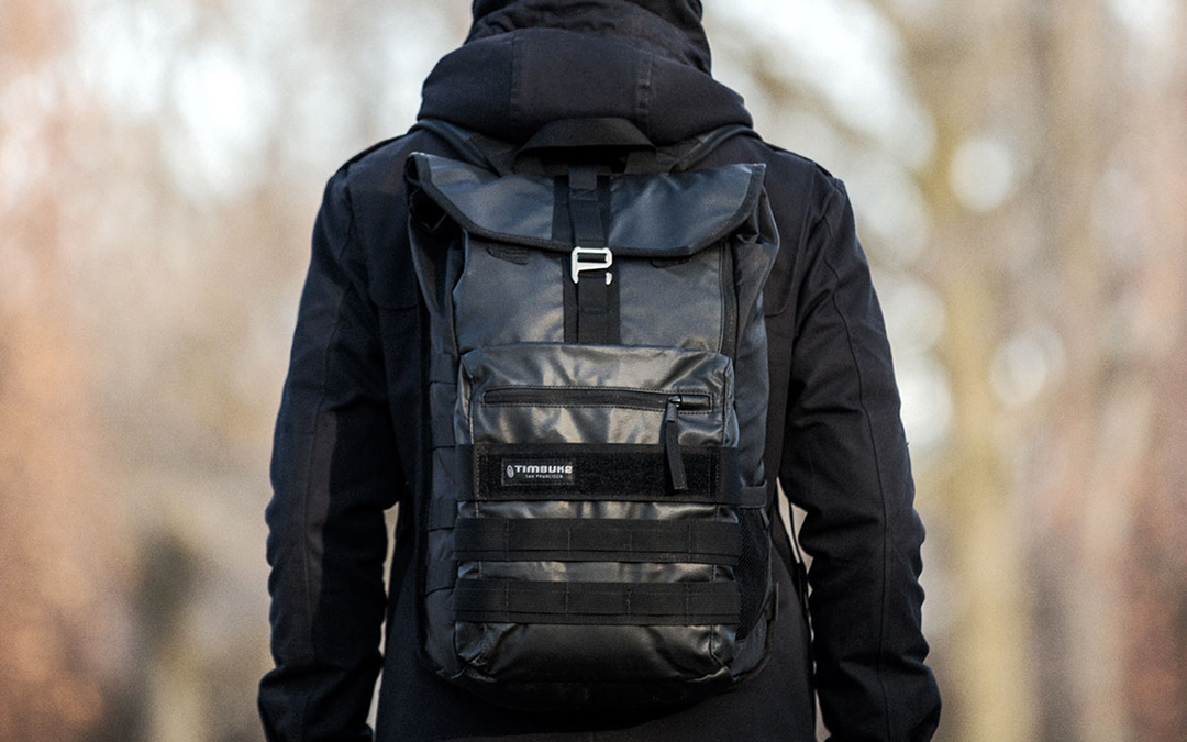 10 Roll-Top EDC Bags to Beat the Rain