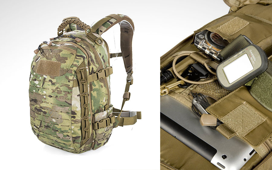 Expansion and customization is where the Dragon Egg gets beastly. On its  front is a laser-cut webbing system compatible with MOLLE and PALS that  give you ... 275f83e59f324