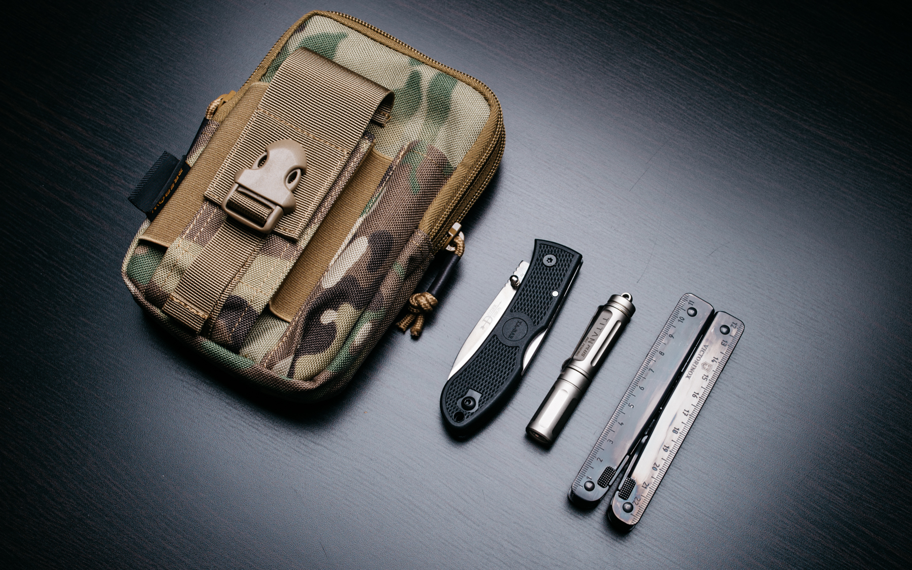 Prizes to be won everyday carry