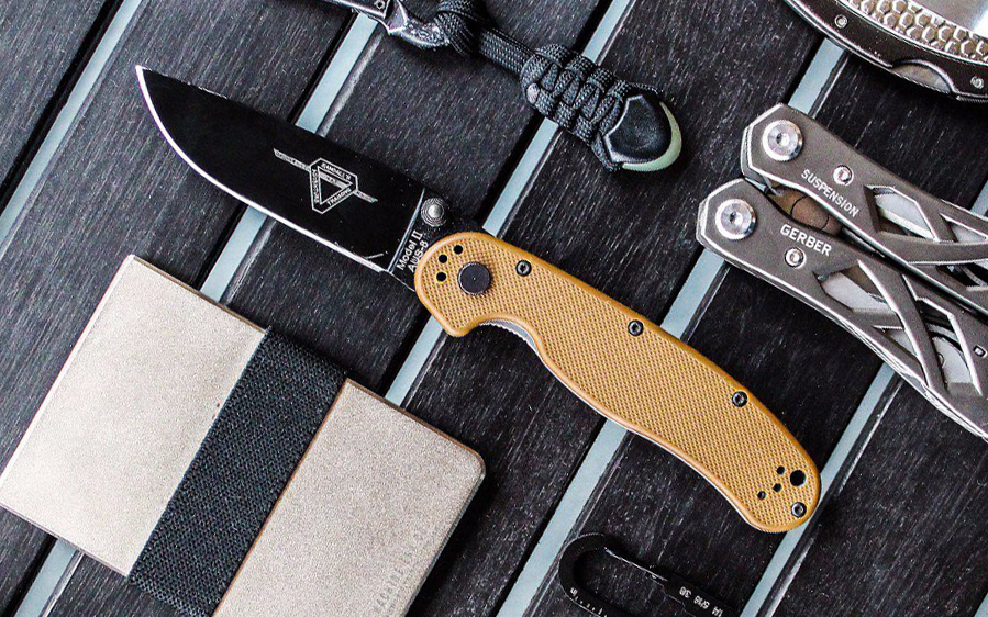 "The Best EDC Knives Under 3"" in 2017"