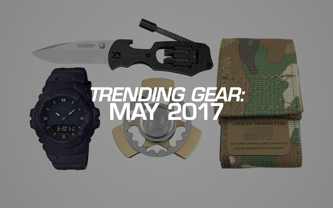 Trending Gear: May 2017