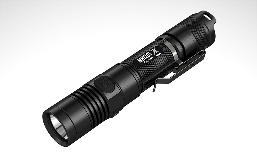 Nitecore MH12GT Rechargeable Flashlight