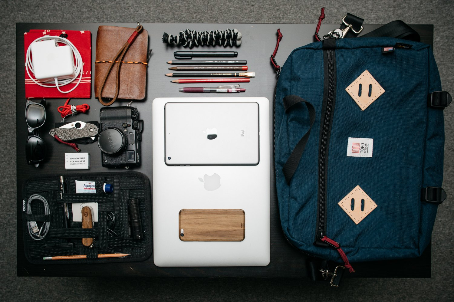 10 Mobile Office EDC Essentials