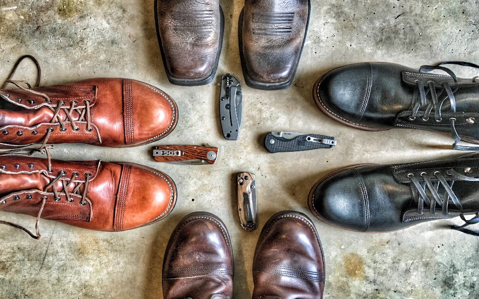 The Best EDC Boots for the Everyday Commuter in 2020