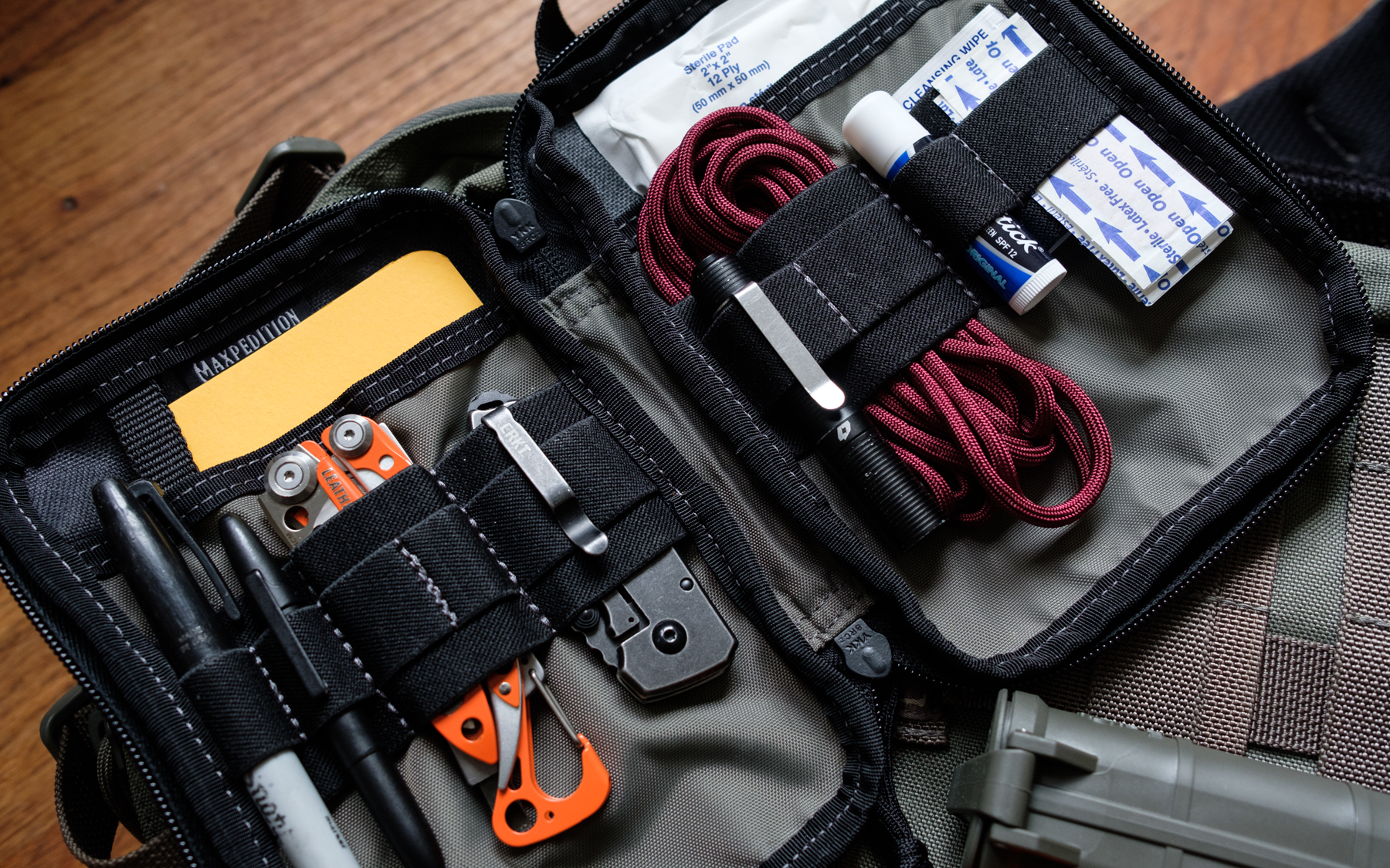 5 Specialized Pouch Setups for Your EDC