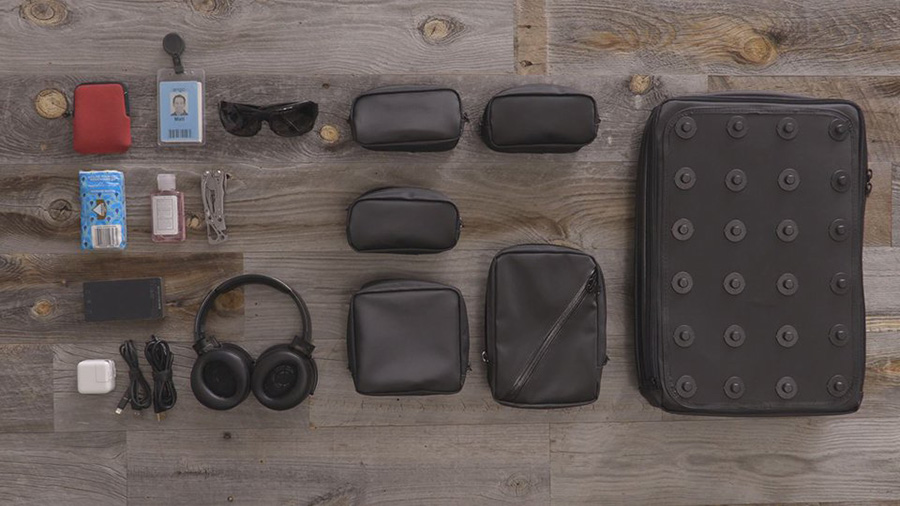 Bloqbag Modular Backpack
