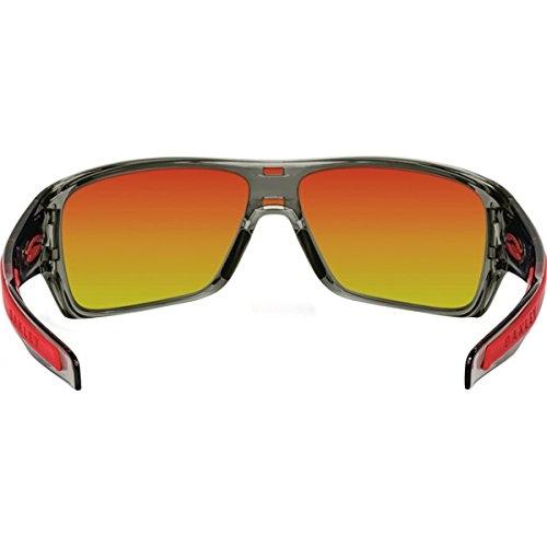 d642693138 Oakley Sunglasses Turbine Grey Ink Ruby Iridium Polarized ...