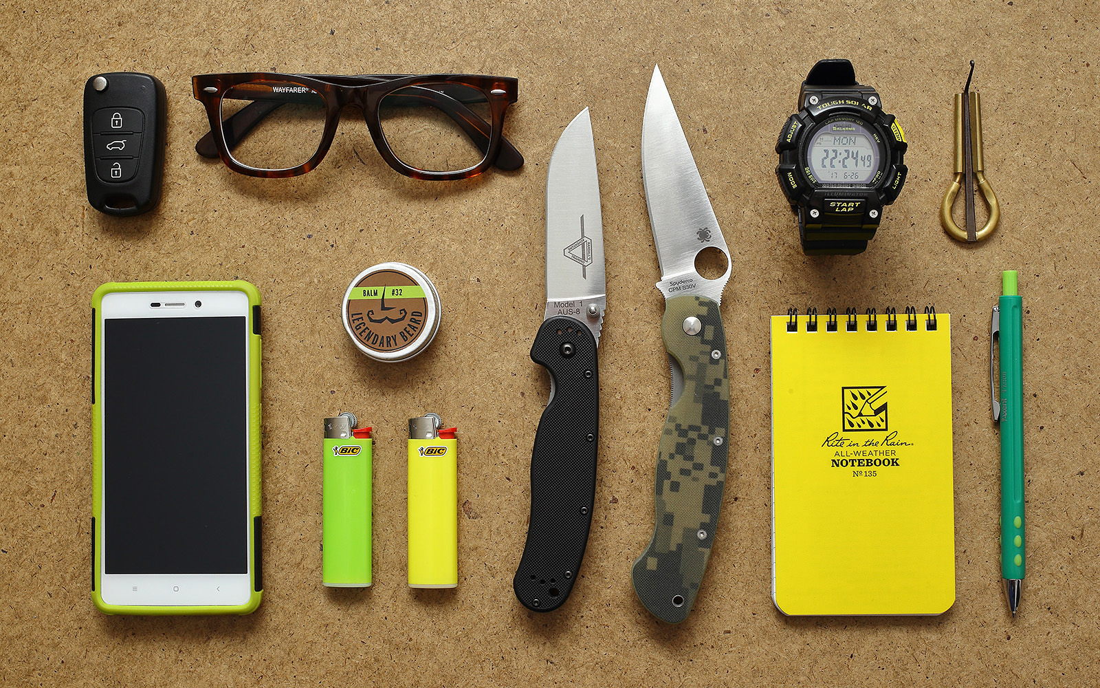 two is one one is none all about backups everyday carry