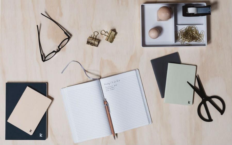 Karst Stone Paper Notebooks
