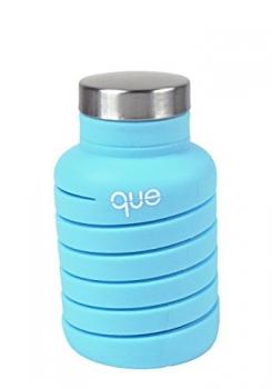 Que Bottle Collapsible Water Bottle Bpa Free Leak