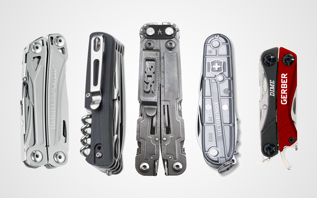 Top 5 EDC Multi-tools Under $50