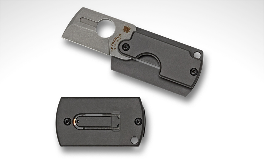 Spyderco Dog Tag Gen4