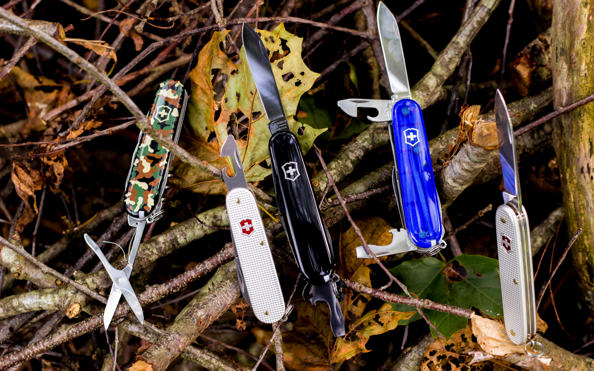 The Best Swiss Army Knife for EDC