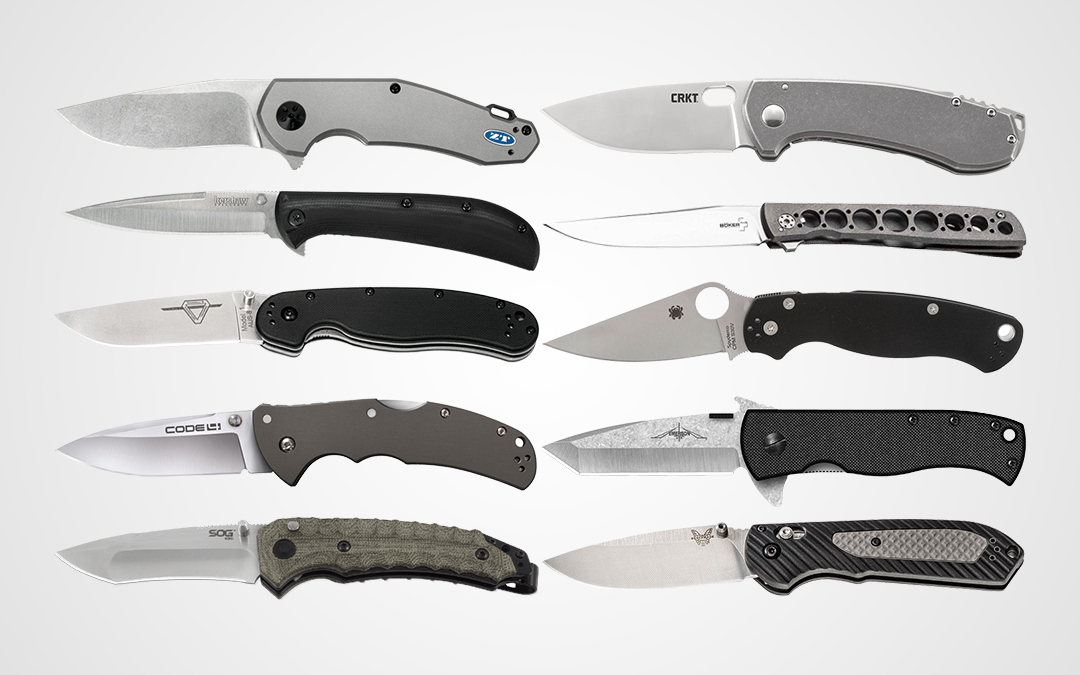 The Best Large Folding Knives for EDC