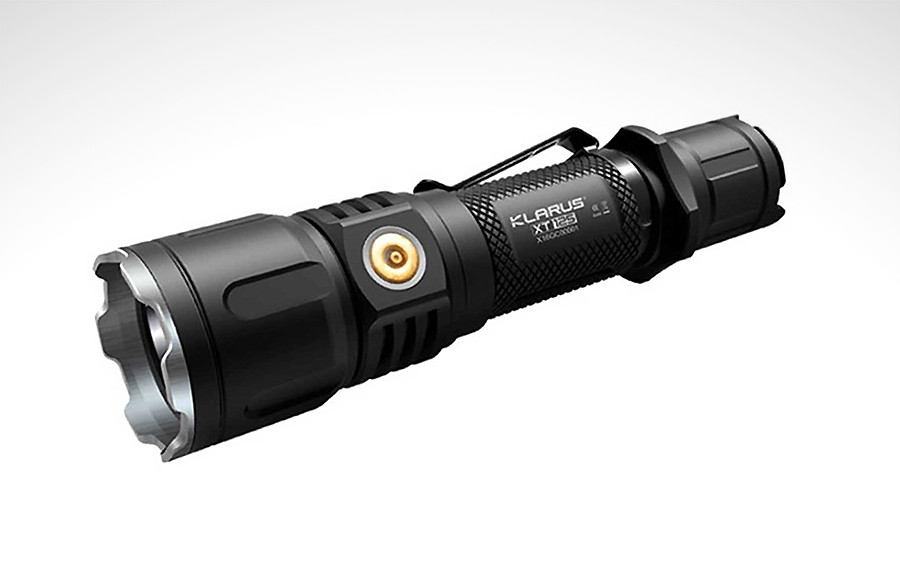 Klarus XT12S Tactical Extended Reach Flashlight