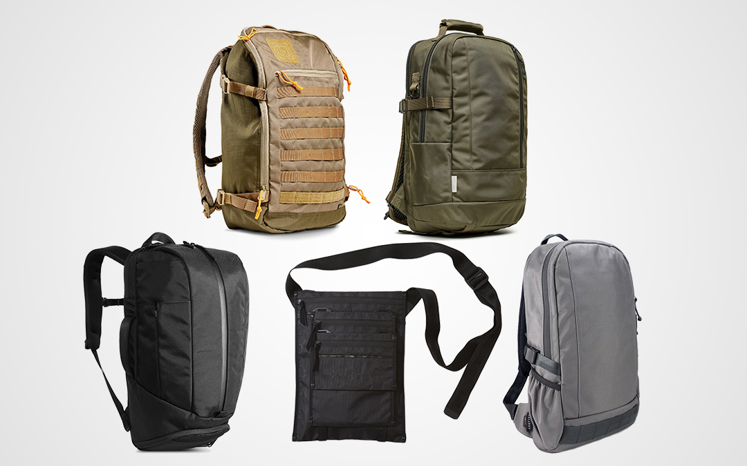 Staff Picks: 5 EDC Bags We Want Right Now