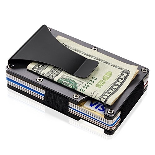 how to keep credit cards clean in wallet
