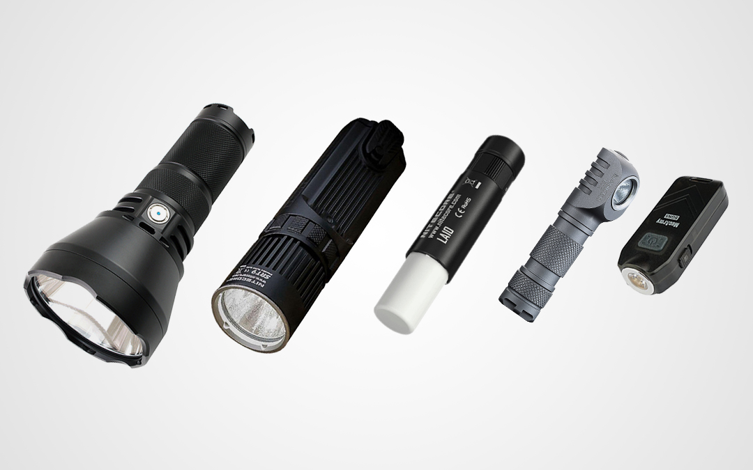 Staff Picks: 5 EDC Flashlights We Want Right Now
