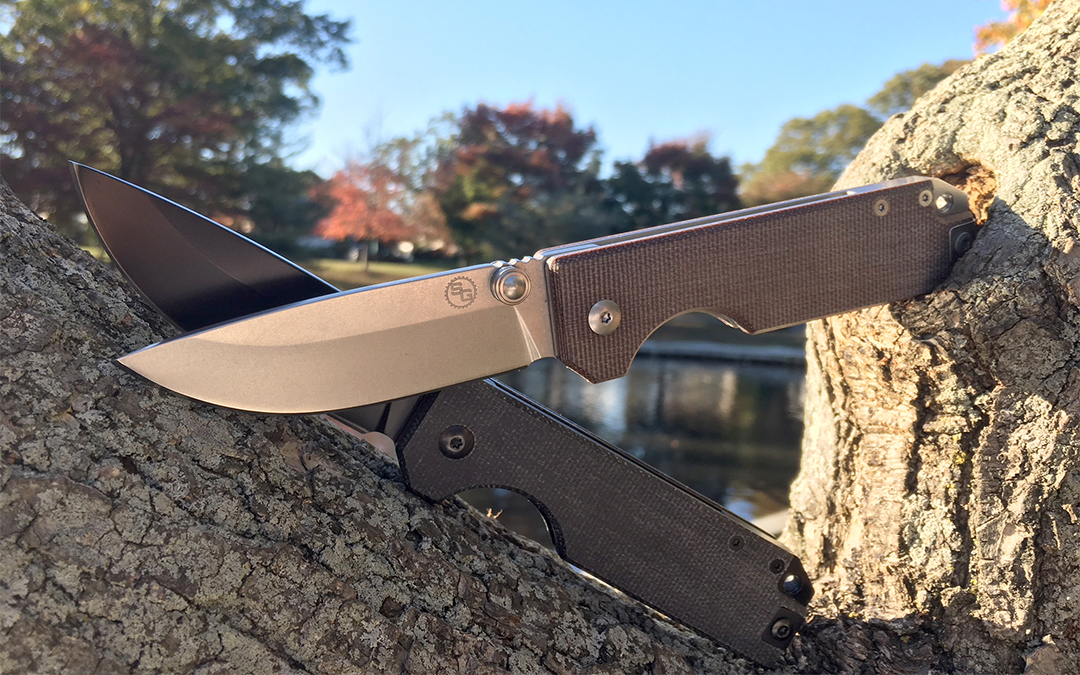 StatGear Ausus Pocket Knife