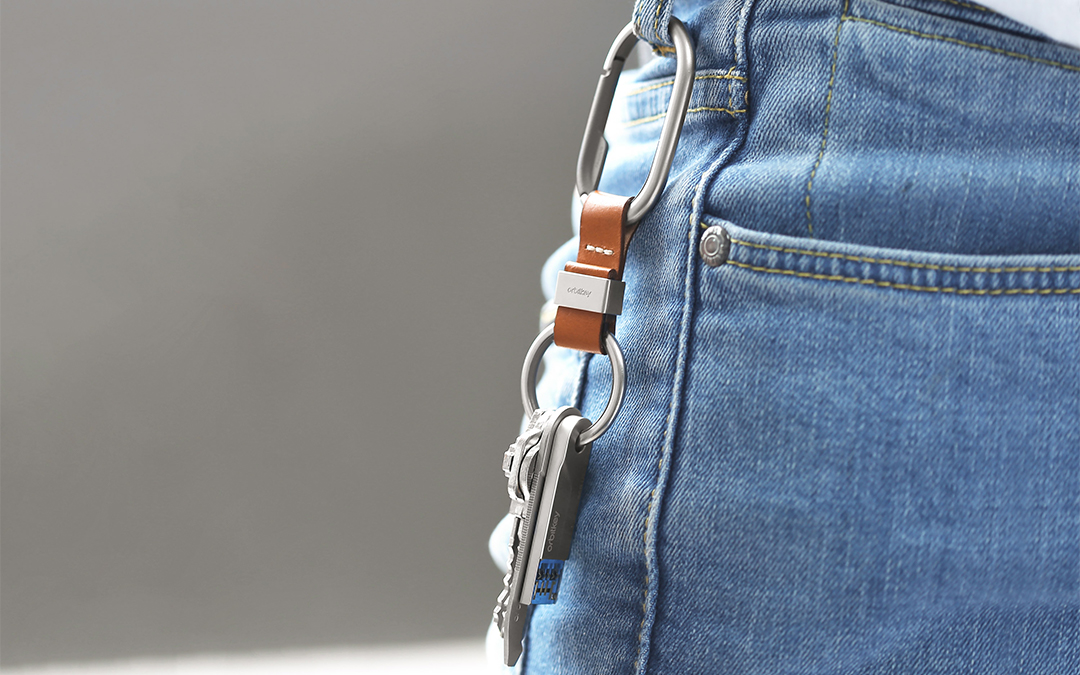 Orbitkey Ring, Clip and Strap