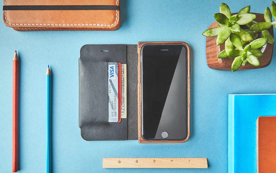 8 Wallet Cases for Your New iPhone
