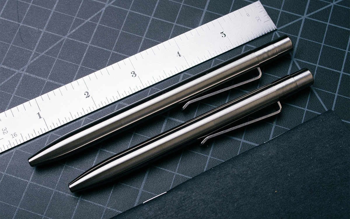 Tactile Turn Mover and Shaker Pens