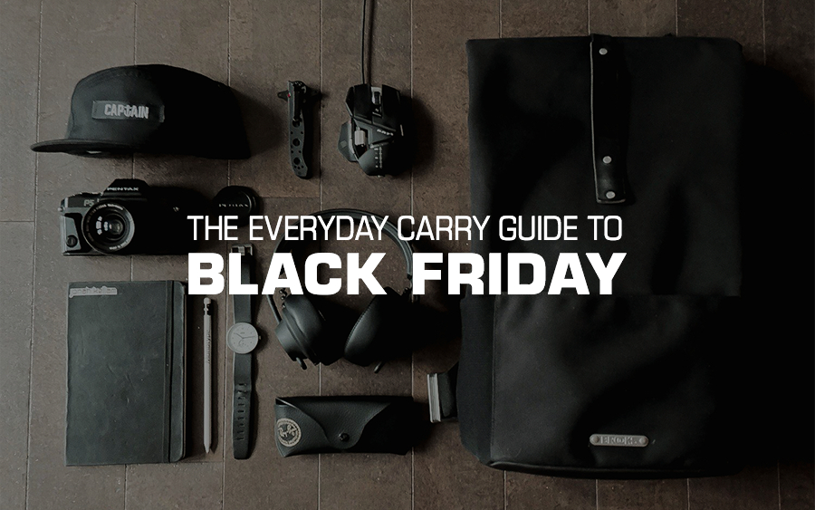 The Best Black Friday EDC Deals 2017