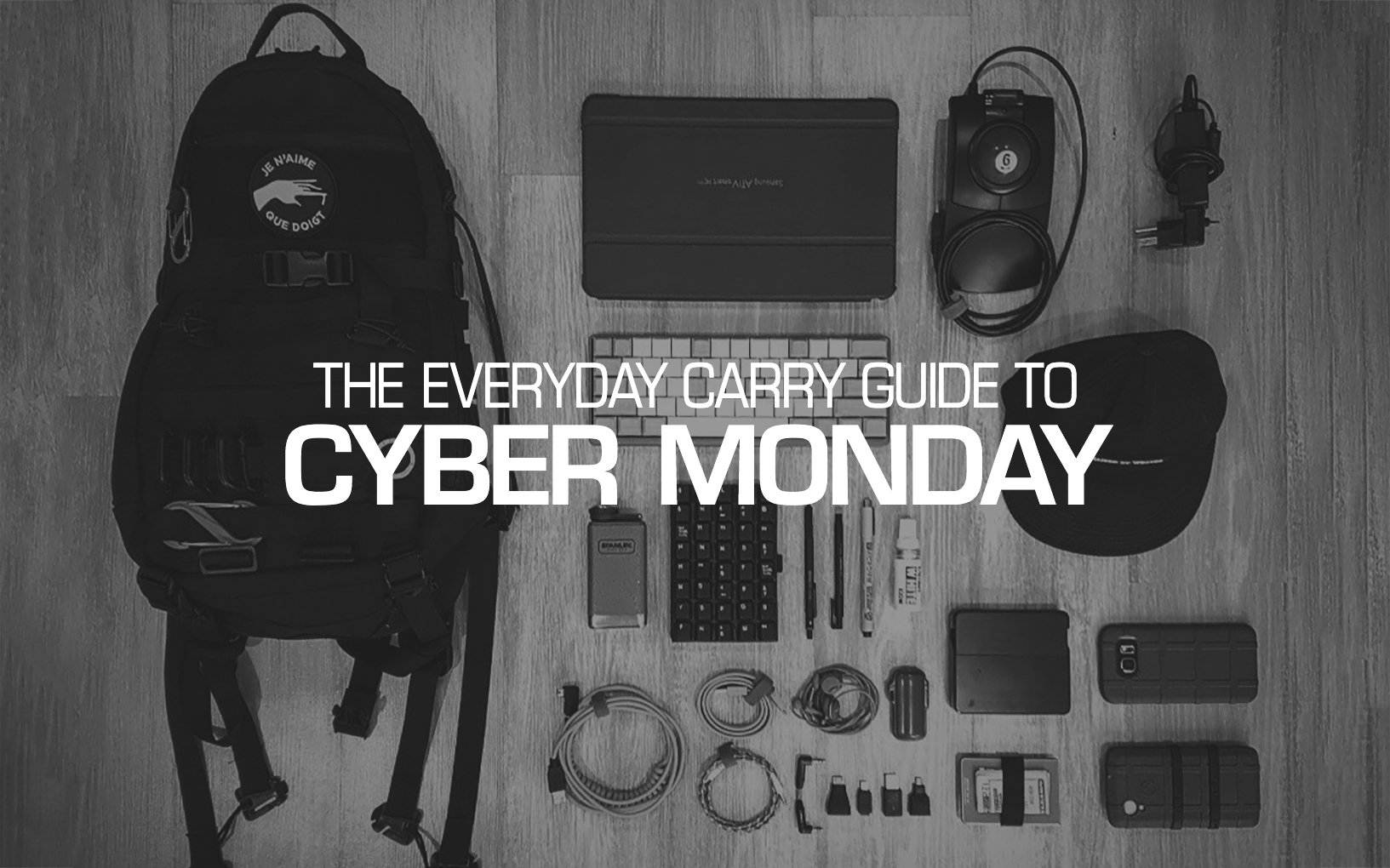 The Best Cyber Monday EDC Deals 2017