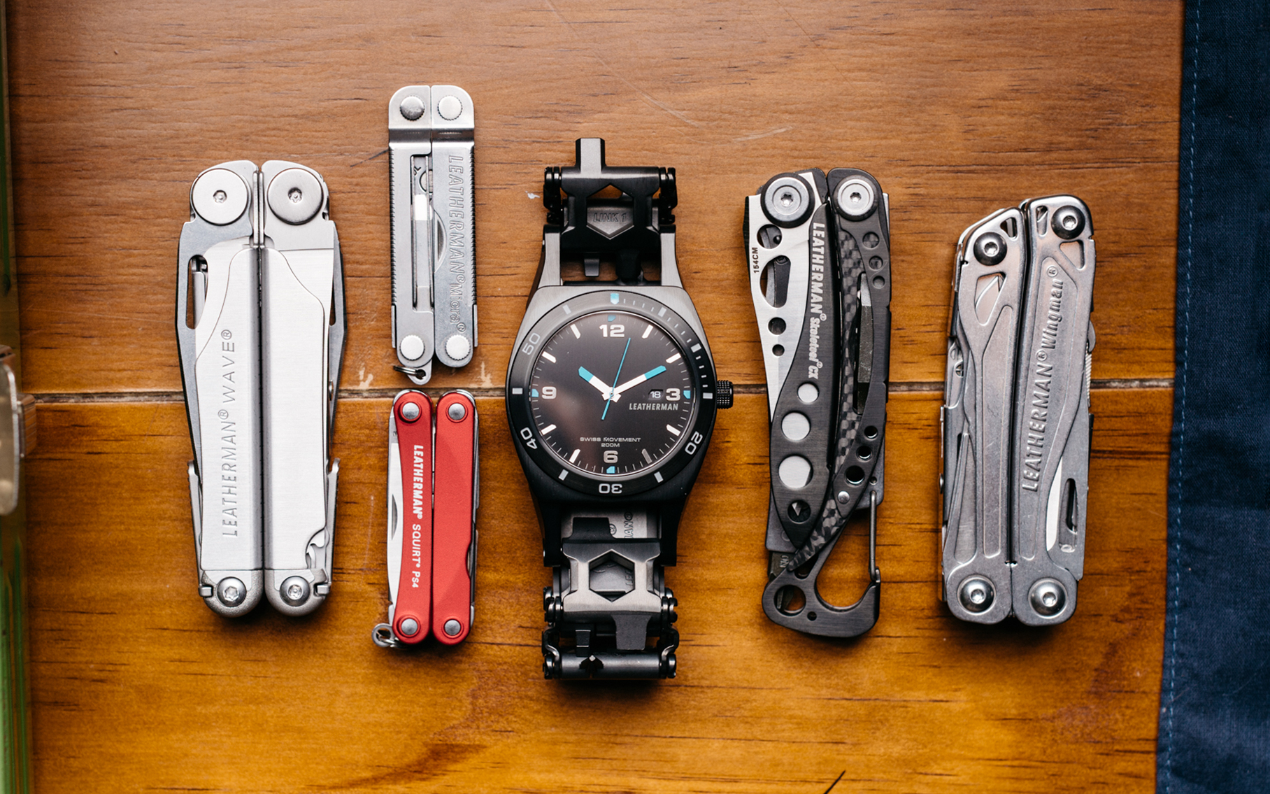 The Best Leatherman Multi-tools for EDC