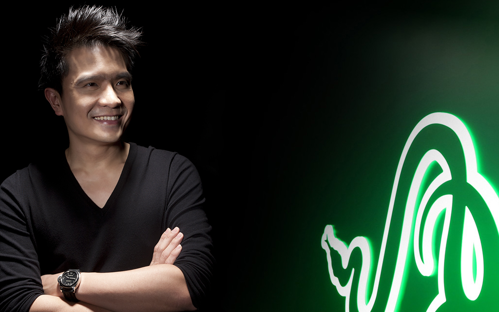 Interview: Min-Liang Tan, CEO of Razer