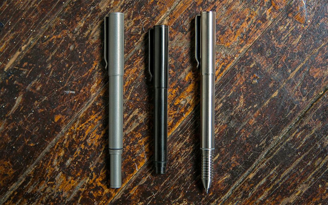 BigiDesign Ti Arto EDC Pen