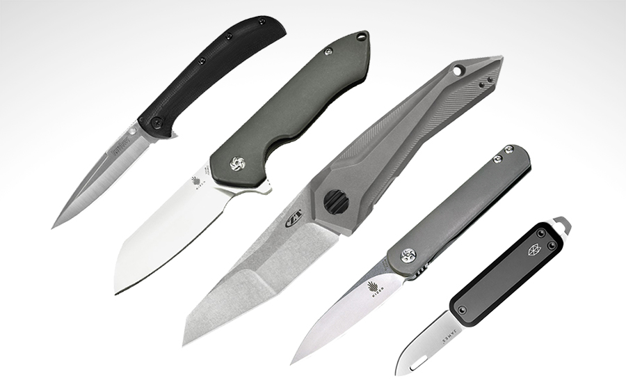 Staff Picks: 5 EDC Knives We Want Right Now