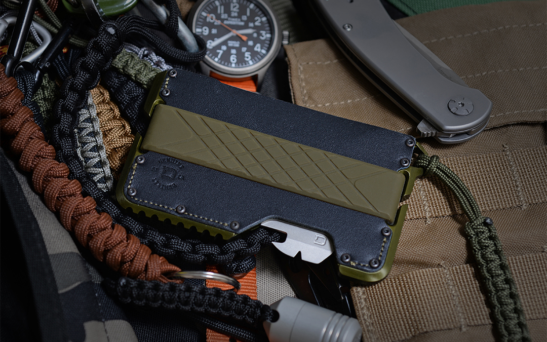Dango T01 Tactical Wallet Everyday Carry